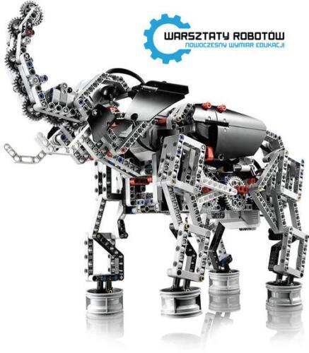 Gorlice 2016 - Warsztaty robotów